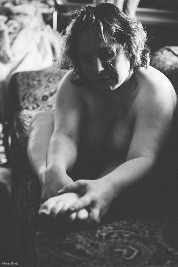 photos with Justine Erotic Artwork by Artist Zaftig Ribaldry