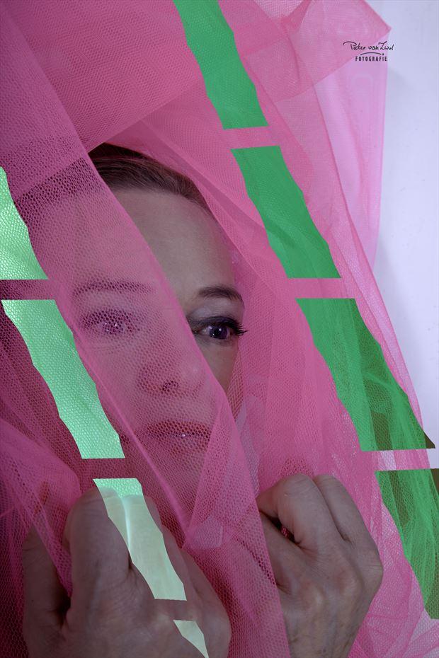 pink 3 artistic nude photo by photographer peter van zwol