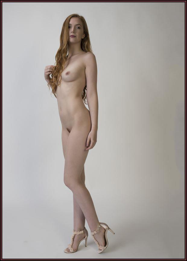 pink slipping artistic nude photo by photographer tommy 2 s