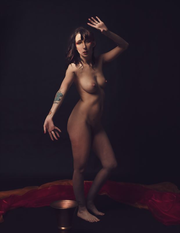 pixie ii artistic nude photo by photographer jsetzer