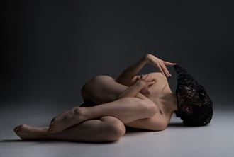 plague artistic nude photo by model ahna green