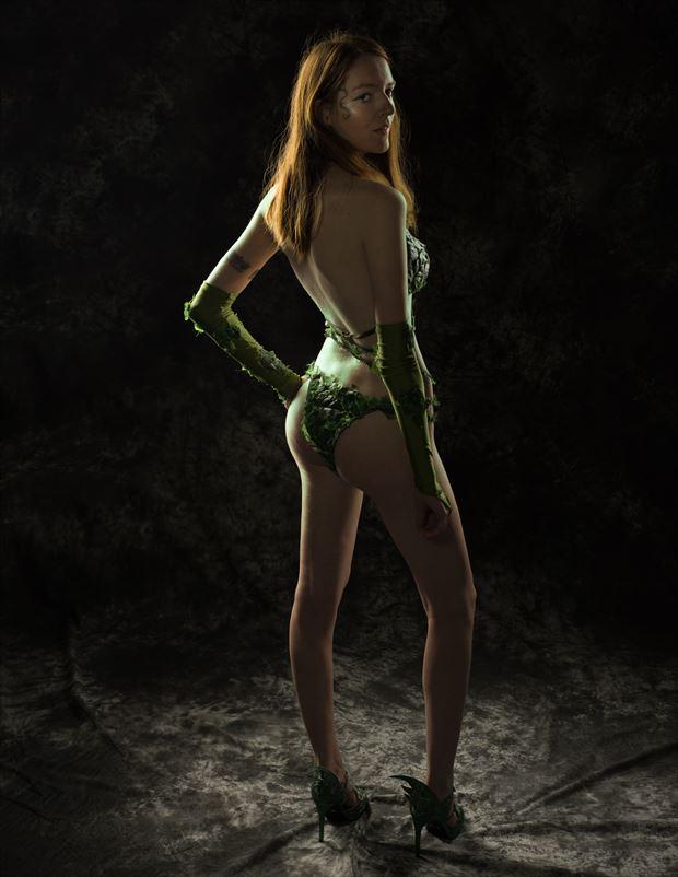 poison ivy lingerie photo by photographer jim setzer