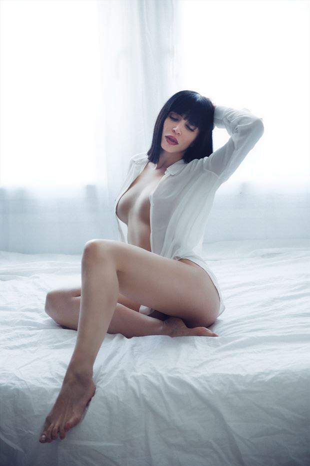 polarizer sami sensual photo by model lni