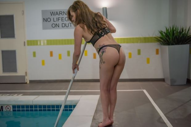 poolgirl lingerie photo by photographer vwatkins