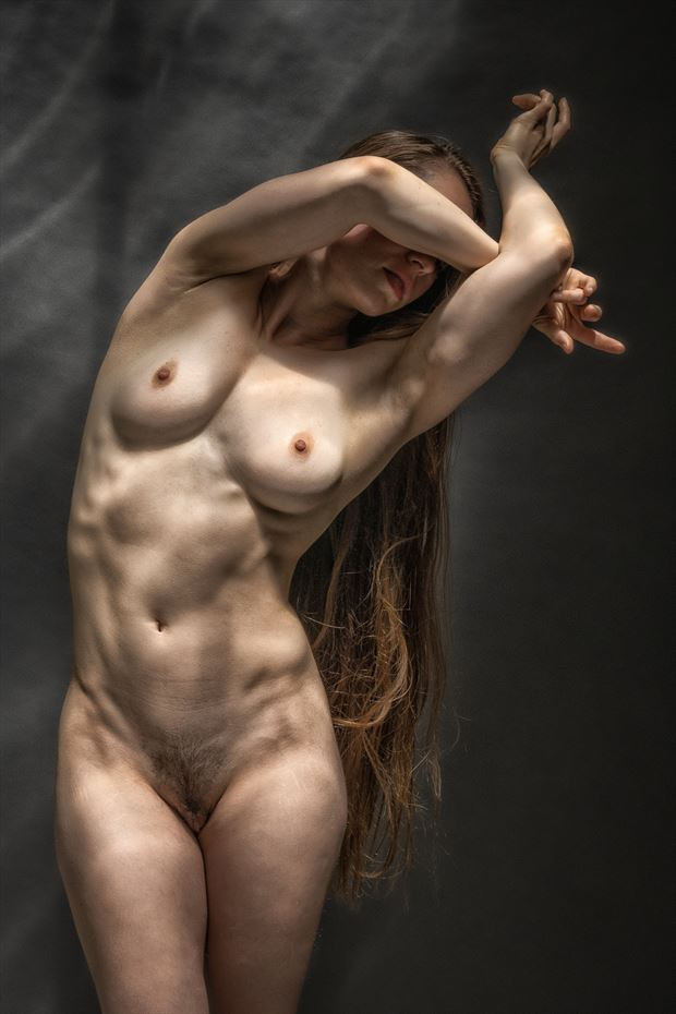 porch series 1 artistic nude photo by photographer rick jolson