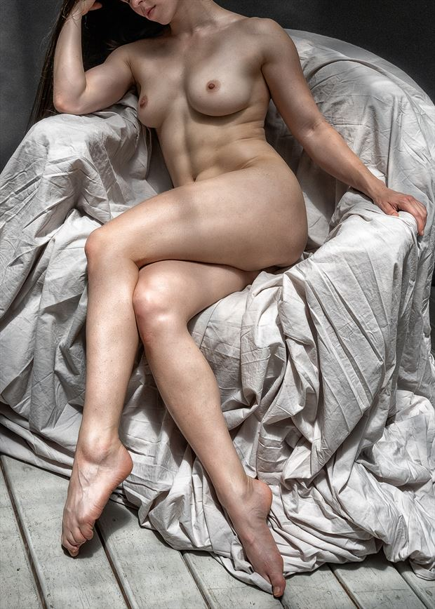 porch series 3 artistic nude photo by photographer rick jolson