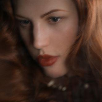 portrait artwork by photographer agnesfox