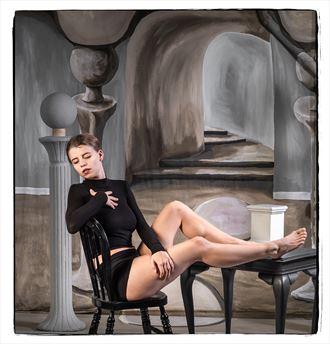 portrait expressive portrait photo by model victoria m