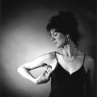 portrait fremantle 1988 alternative model photo by photographer john austin