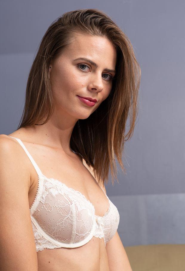 portrait in bra lingerie artwork by photographer gsphotoguy