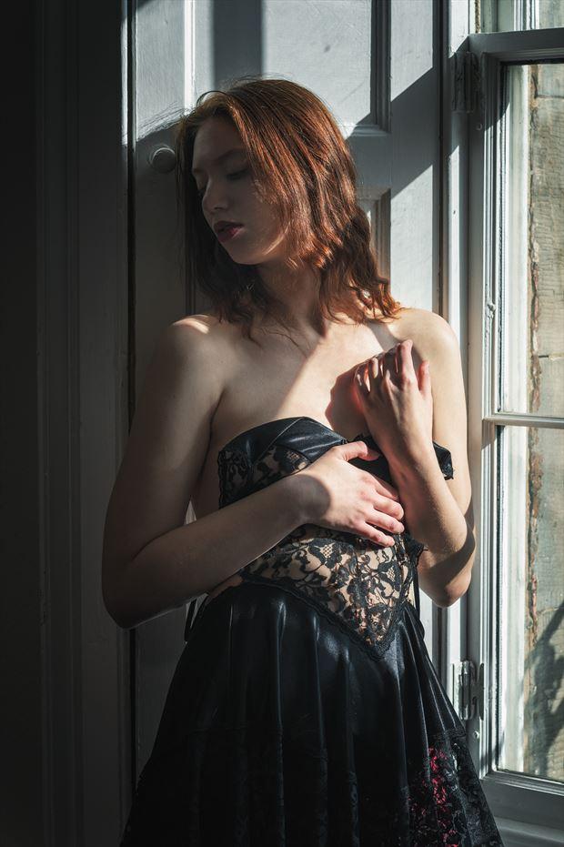portrait natural light photo by photographer ellis