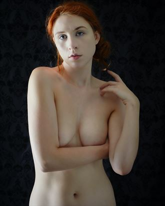 portrait of astrid artistic nude photo by photographer thomas photo works