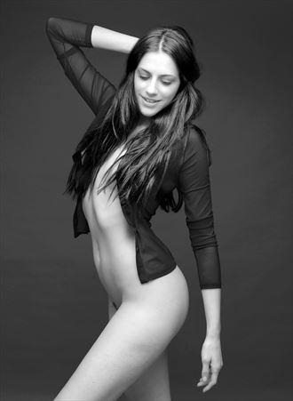 portrait of rebecca artistic nude artwork by photographer doug ross