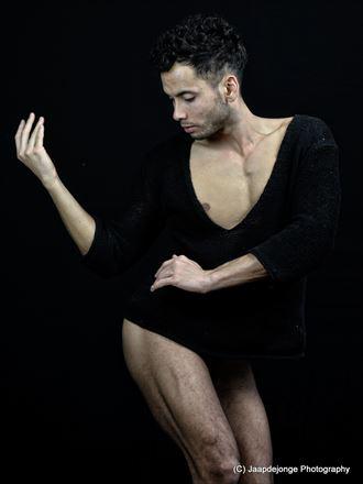 portrait photo by model patrick sabel