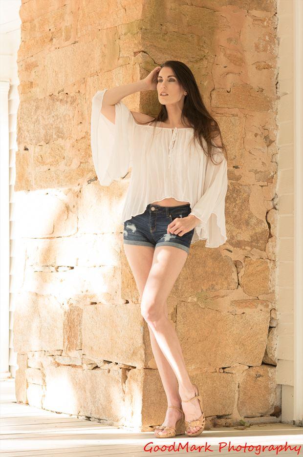 portrait photo by model xak