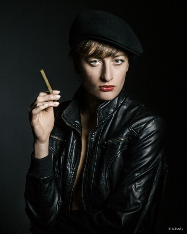 portrait photo by photographer eric scott
