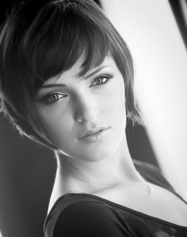 portrait photo by photographer mike pennington