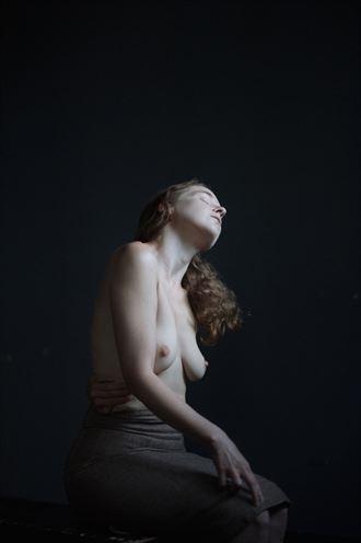 portrait portrait photo by model marzipanned