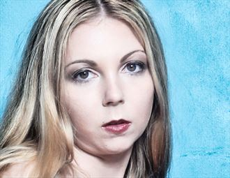 portrait portrait photo by photographer carney malone