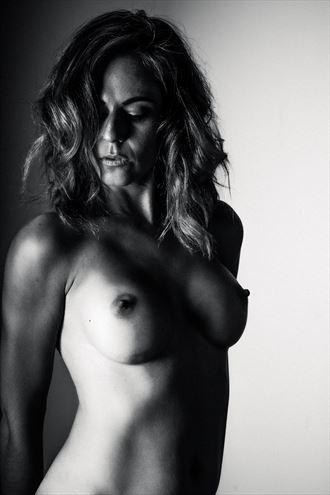 portrait sensual photo by model chantelledigbymodel
