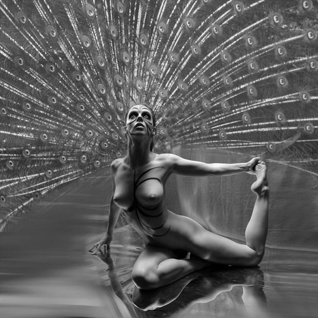 pourquoi pas Fantasy Photo by Artist jean jacques andre