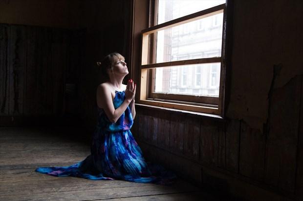 pray  Fashion Photo by Model TheaRosee