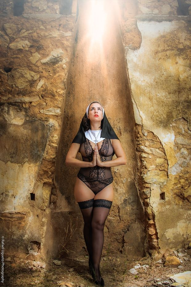 prayer has power lingerie photo by photographer rafael ugueto