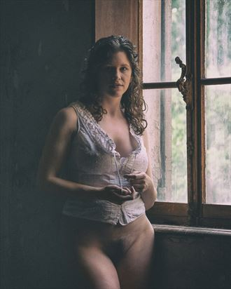 pre raphaelite 3 artistic nude photo by photographer mused renaissance