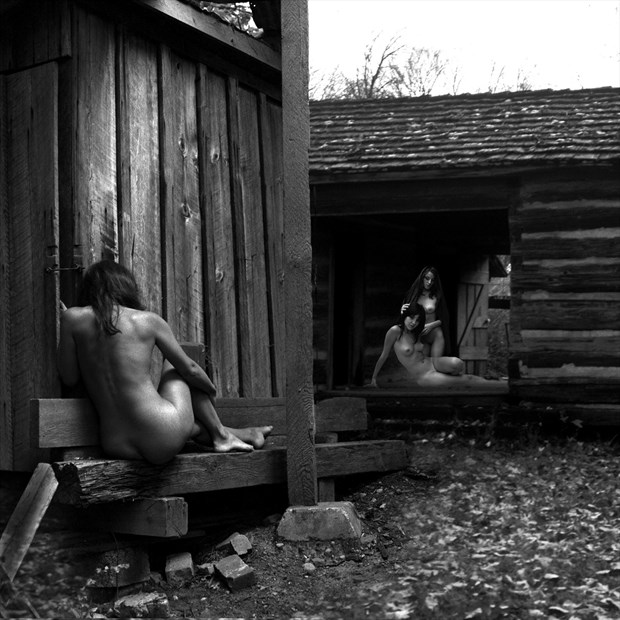 provocation Couples Photo by Artist jean jacques andre