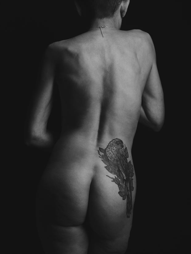 provocation artistic nude photo by photographer ajharter