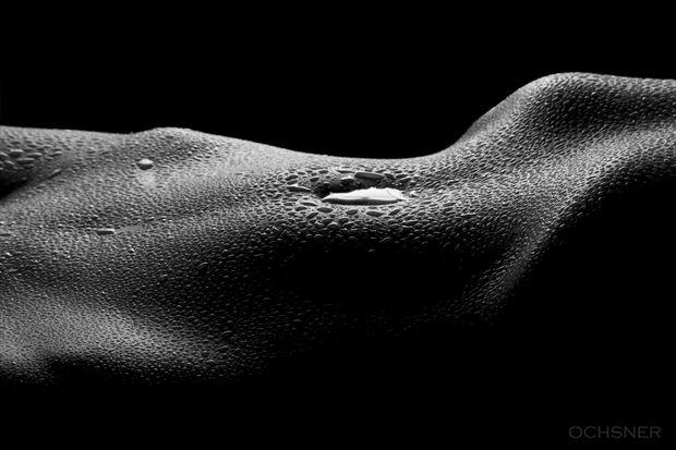 puddle artistic nude photo by model missmissy