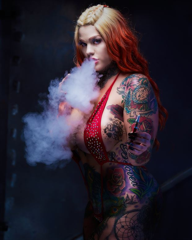 puff puff give tattoos photo by photographer reimaginemestudios