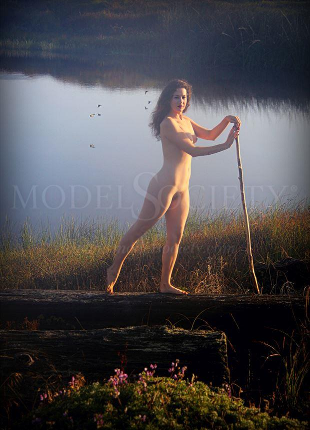 quest artistic nude photo by artist annedelion