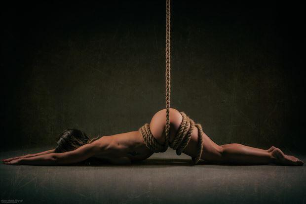 qui exaltas me artistic nude photo by photographer anders nielsen