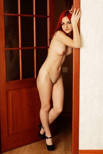 r e d erotic photo by photographer akt photoart