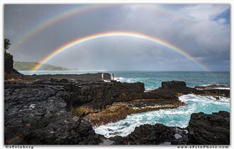 rainbow bridge artistic nude photo by photographer afeinberg