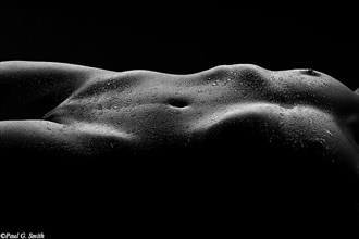 raindrop stlll Artistic Nude Photo by Model acro11