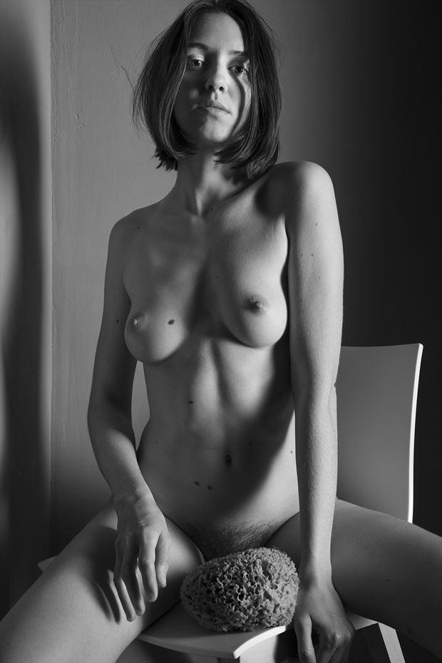 rainer benz artistic nude photo by model kupferhaut