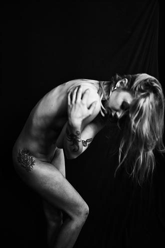 rapture artistic nude artwork by photographer emissivity