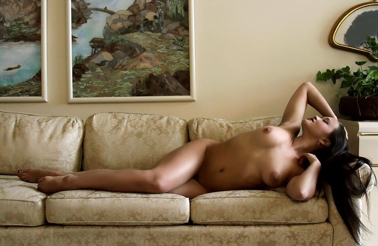 raven lynette artistic nude photo by photographer rick gordon
