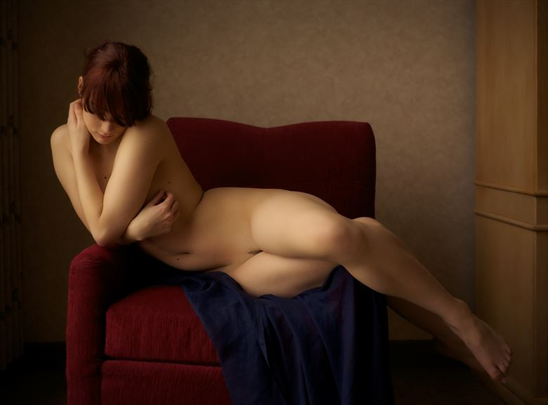 ravyn artistic nude photo by photographer lumigraphics