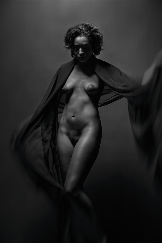 ray artistic nude artwork by photographer mehamlett