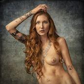 raynn beau joy glamour photo by photographer tom gore