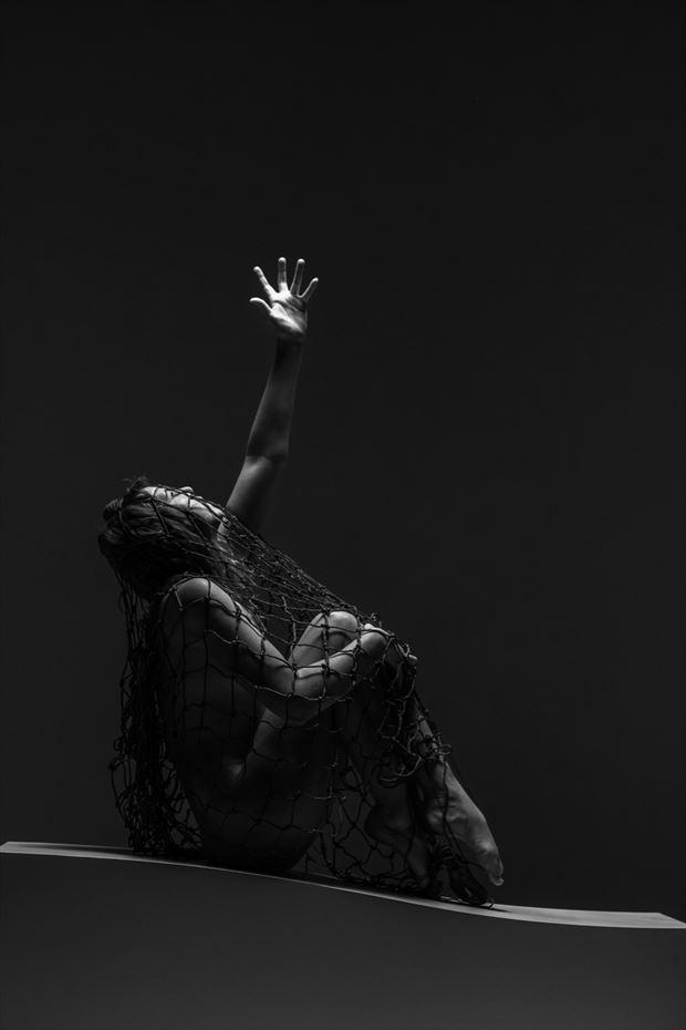 reach studio lighting photo by model riley jade