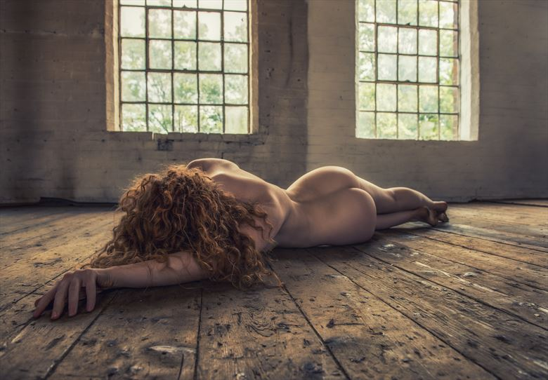 reaching out artistic nude artwork by photographer neilh