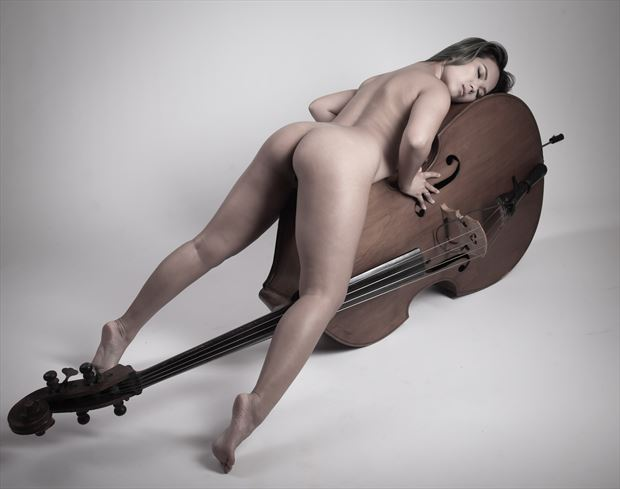 rear artistic nude photo by photographer allan taylor