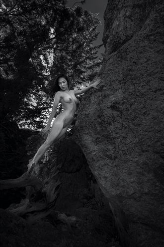 rebecca at the monastery 4 artistic nude photo by photographer blakedietersphoto
