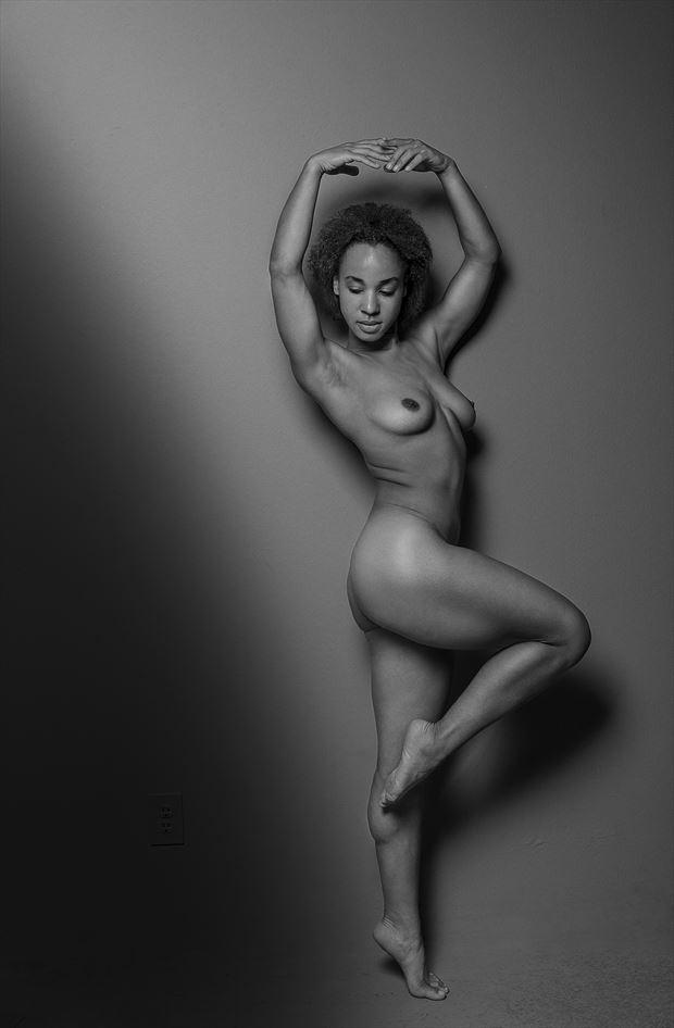 rebel fitz artistic nude artwork by photographer dieter kaupp