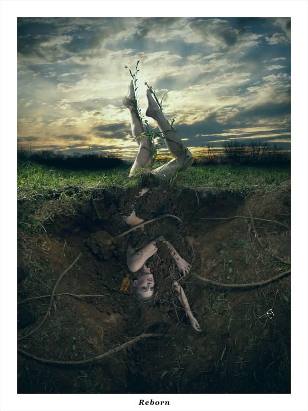 reborn Cosplay Artwork by Artist Digital.retoucher.uk