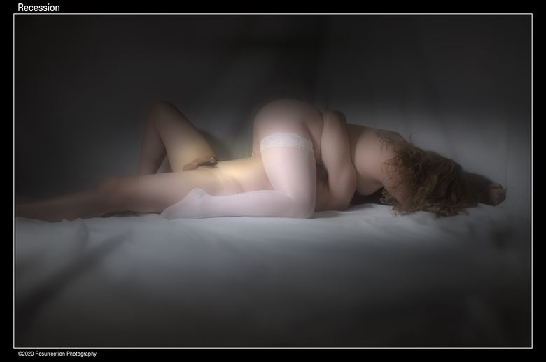 recession artistic nude photo by photographer resurrection_photo